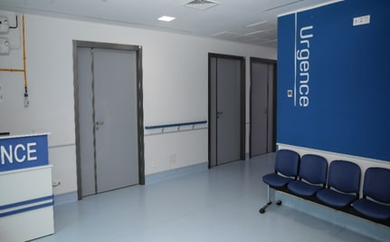 urgences clinique