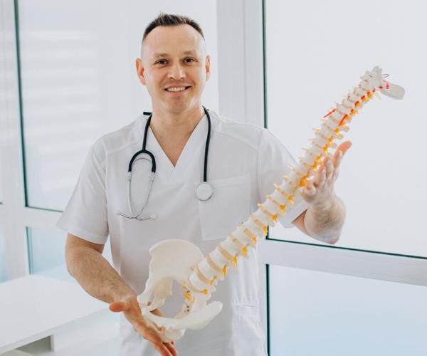 La chirurgie orthopédique et traumatologique