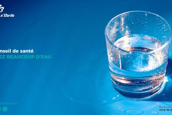 L'eau, votre partenaire pour une santé irréprochable