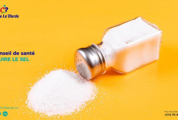 Réduire la consommation de sel pour une bonne santé de votre cœur