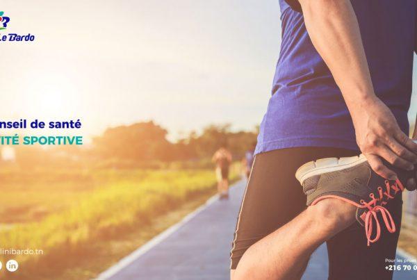 Une activité physique, pour une bonne santé