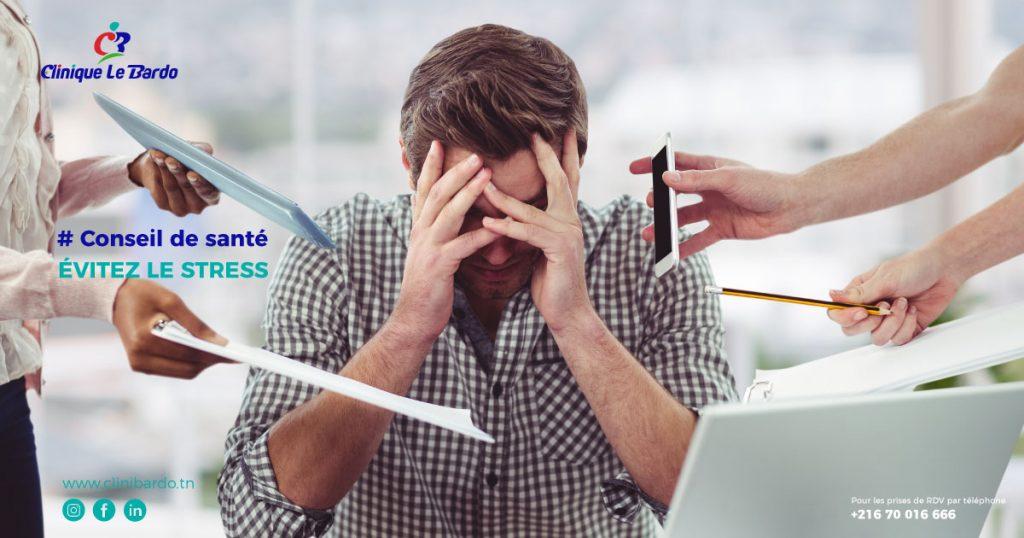 Gestion de stress et santé